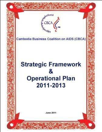 Strategic Framework & Operational Plan 2011-2013