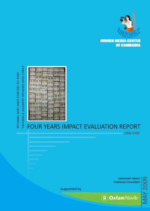 Four Years Impact Evaluation Report 2006-2009