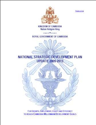 National Strategic Development Plan Update 2009-2013