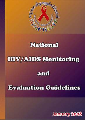National HIV/AIDS M&E Guidelines January 2008