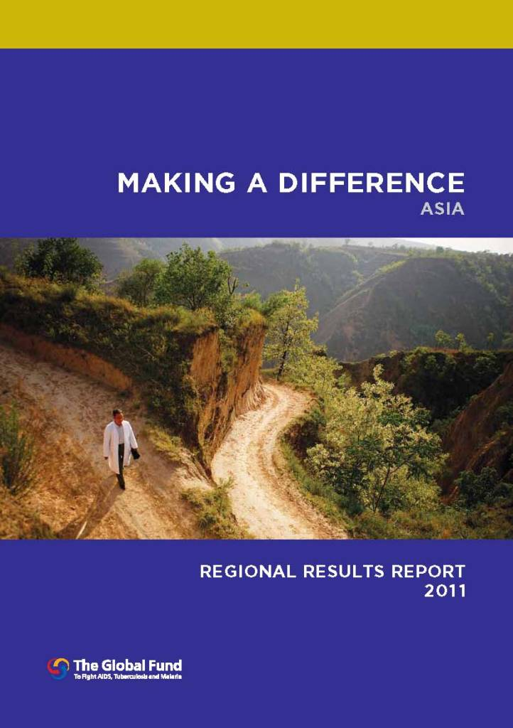Regional Results Report 201 1: Make a Difference