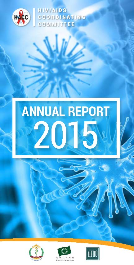 HACC Annual Report 2015