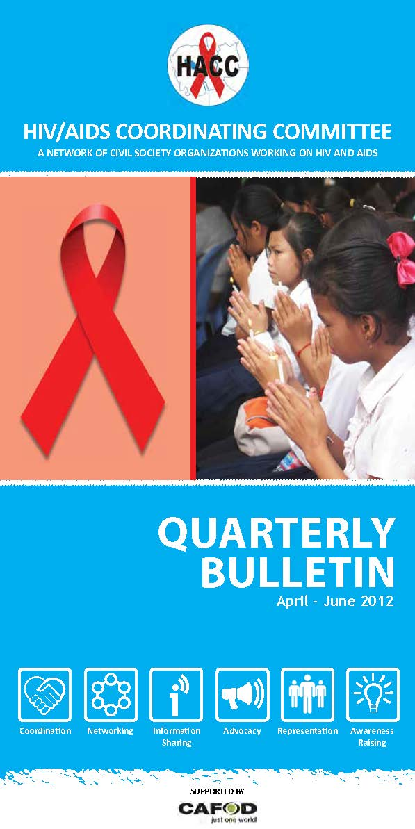 Quarterly Bulletin (April-June) 2012